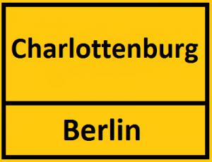 Feuerwerk in Charlottenburg