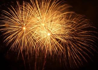 Feuerwerk Berlin
