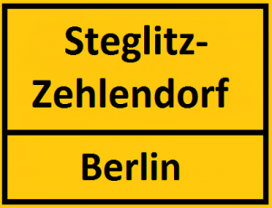 Feuerwerk in Steglitz Zehlendorf
