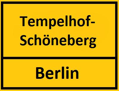 Feuerwerk in Tempelhof und Schöneberg