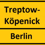 Feuerwerk in Treptow Köpenick