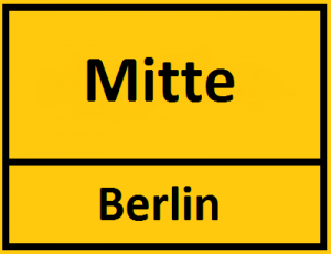 Feuerwerk in Berlin-Mitte